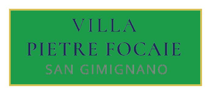 Villa Pietre Focaie San Gimignano